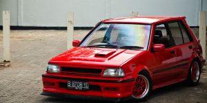 Toyota Starlet (70 Series)