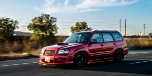 Subaru Forester (SG)
