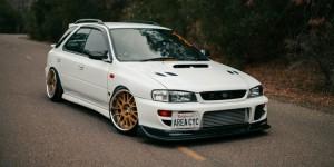 Subaru Impreza (1G) Wagon