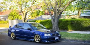 Subaru Legacy (3G) BE