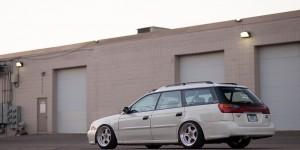 Subaru Legacy (3G) BH