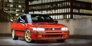 Subaru Legacy (1G) BC, BF, BJ