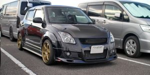 Suzuki Swift (2G)