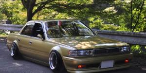 Toyota Cresta (X80)