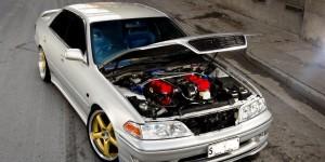 Toyota Cresta (X100)