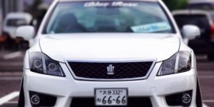 Toyota Crown (13G) S200