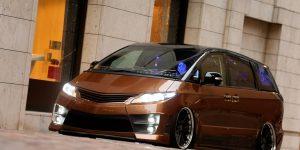 Toyota Previa (XR50)