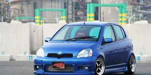 Toyota Vitz (XP10)