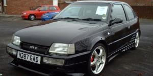 Vauxhall Astra (2G)