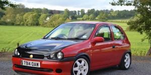 Vauxhall Corsa (MK1)